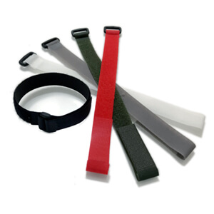 20mm x 300mm Front Ring Strap with VELCRO® Brand Tape