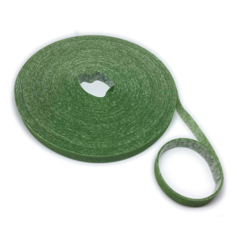 12mm VELCRO® Brand ONE-WRAP® Plant Tie Strap 25m Roll