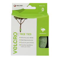 VELCRO® Brand ONE-WRAP® Tree Ties 50mm x 5m Green