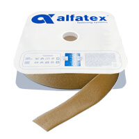 50mm Alfatex® Brand Self Adhesive Beige LOOP 25m Roll