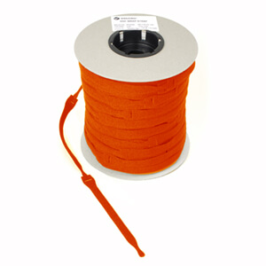 VELCRO® Brand ONE-WRAP® Cable Ties 20mm x 200mm x 750 - Orange