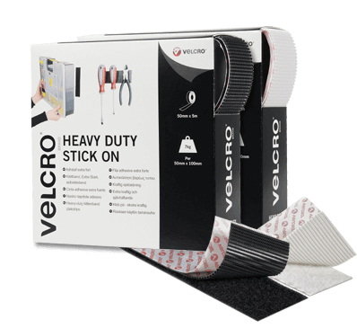 VELCRO<sup>®</sup> Brand Heavy Duty Stick On